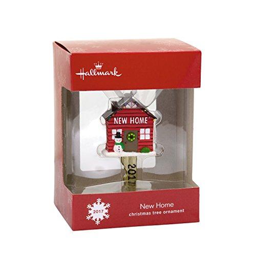 New Hallmark Ornament (Hallmark New Home 2017 Christmas Ornament)