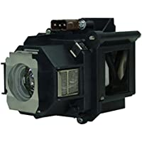 AuraBeam Replacement Projector Lamp For ELPLP46 V13H010L46 for Epson EB-G5200 EB-G5300 EB-G5350 EB-500KG EB-G5200WL / PowerLite Pro G5200WNL G5350NL with Housing Bulb