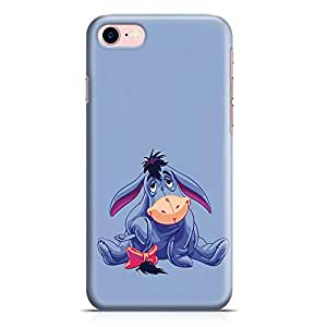 Loud Universe Pooh Donkey Friend iPhone 7 Plus Cover with 3d Wrap around Edges