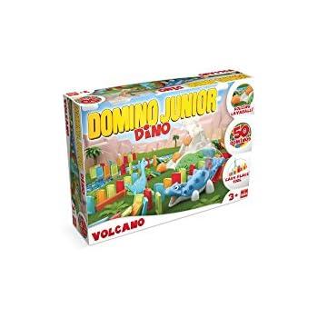 Amazon.com: Goliath Games 81018 Domino Junior Friends