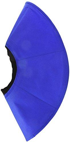 KVP EZ Soft Pet Cloth Recovery Collar, L Size Fits 11.75'' x 20'' Neck/8'' Depth by KVP