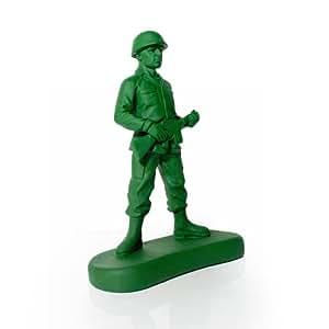 SUCK UK SK SOLDIERBOOK1 - Tope para libros de soldado de guardia