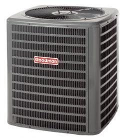 Goodman 3 Ton 14 SEER Air Conditioner GSX140361 ()