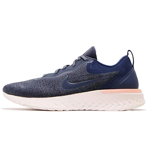 Nike Odyssey React Mens Running Trainers AO9819 Sneakers Shoes (UK 6 US 6.5 EU 39, Thunder Blue 403) by Nike (Image #1)