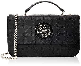 GUESS Womens Cross-Body Bag, Black - SD718621