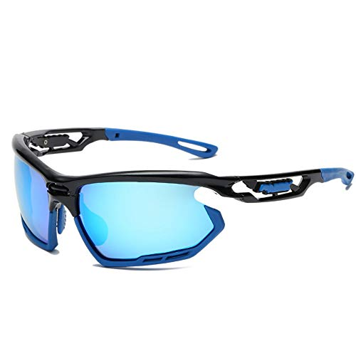 A A Polarizadas Aili Sol Gafas De Gafas Hombre Mujer De Sol Playa UV400 Estilo Conducir Viajes para Gafas RaxwaT