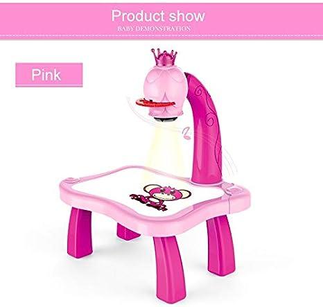 Amazon.com: Proyector de dibujo para niños, multifuncional ...