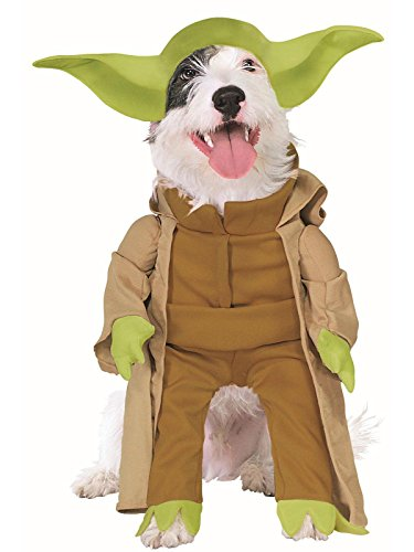 Star Wars Yoda with Plush Arms Pet Costume