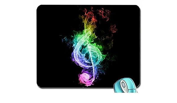 Entertainment Abstract Flames Music Dark Rainbows Treble