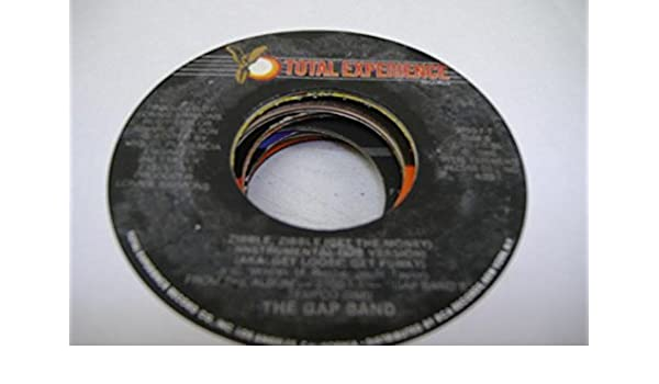 THE GAP BAND 45 RPM Zipple, Zipple / Zibble, Zibble : THE GAP BAND: Amazon.es: Música
