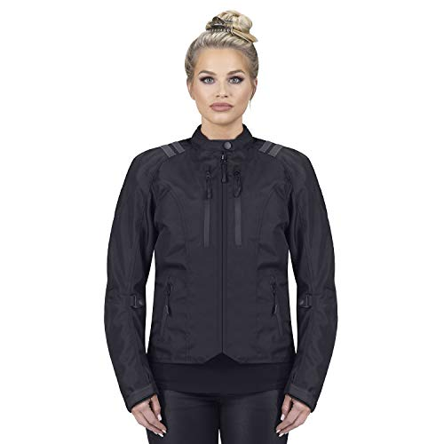 (Viking Cycle Ironborn Women's motorcycle Textile Jacket)
