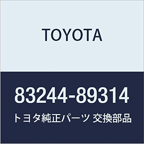 Toyota 83244-89314 Water Temperature Receiver Gauge Assembly
