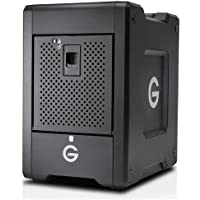 G-Technology G-SPEED Shuttle Thunderbolt 3 Transportable 4-Bay RAID 24TB