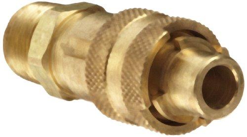- Dixon Dix-Lock QB43 Brass Quick Acting Air Hose Fitting, Socket, 1/2