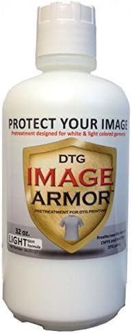 Image Armor Light Shirt Garment Pretreatment Liter