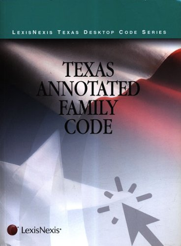 Texas Annotated Family Code