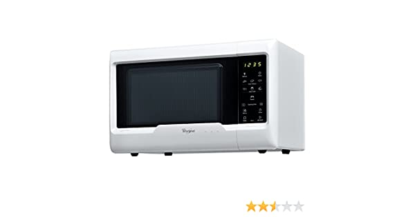Whirlpool MWD321WH - Microondas, 1150 W, color blanco