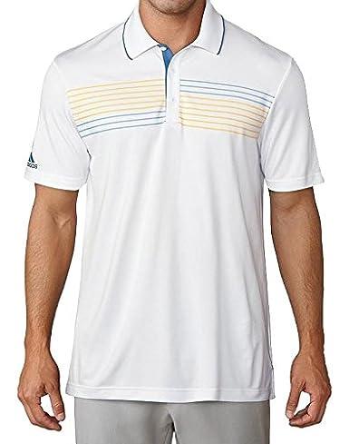 adidas Cd3316 Polo de Golf, Hombre: Amazon.es: Ropa y accesorios