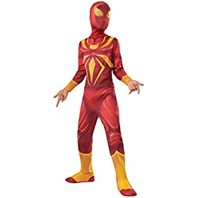 Costume Spider-Man Ultimate Child Iron Spider Costume 41DEzwDTaxL