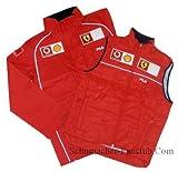 Fila Ferrari Jacket + Vest Combo