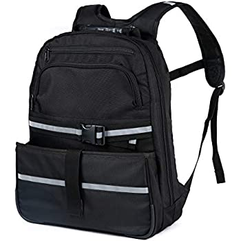 IRONLAND Tool Backpack Bag with Laptop Compartment