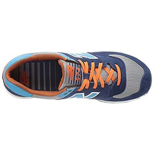 New Balance Men's ML574 Out East Collection Classic Running Sneaker