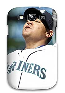 seattle mariners MLB Sports & Colleges best Samsung Galaxy S3 cases