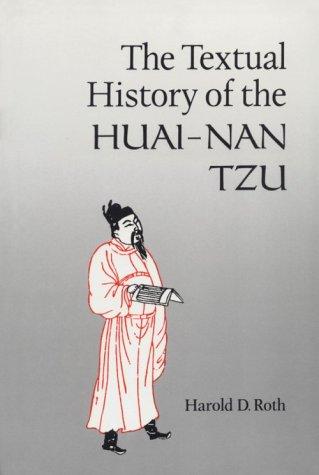 The Textual History of the Huai-Nan Tzu