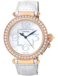 Pasha Automatic-self-Wind Female Watch WJ124005 (Certified Pre-Owned)