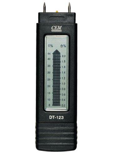 CEM社 ■【正規代理店】[DT-125]木材/建材用 水分計 DT-125