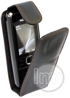 pretty nice 93891 0029e BLACK FLIP LEATHER CASE II FOR NOKIA 2700 CLASSIC +: Amazon.co.uk ...
