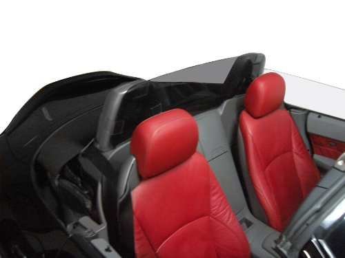 #1 Ranked BMW Z4 Smoke Tint Wind Deflector Windscreen Windblocker Windstop, 2002-2008