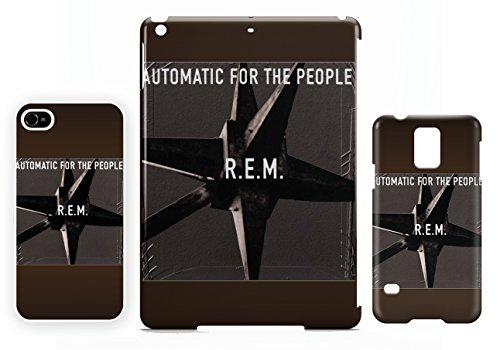 REM Automatic for the people iPhone 4 / 4S cellulaire cas coque de téléphone cas, couverture de téléphone portable