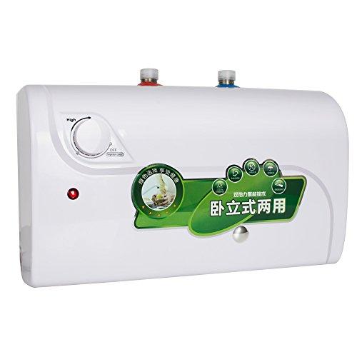 Genmine Electric Hot Water Heater 1500W 30℃~65℃ 8L Tank