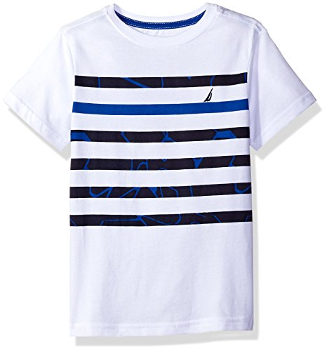 Nautica Boys Jersey Stripe Shirt