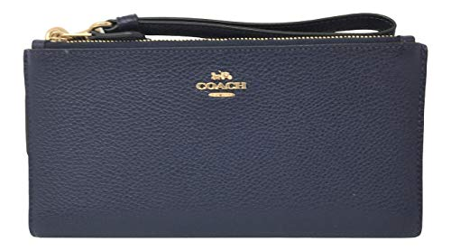 Coach Double Leather Wallet...