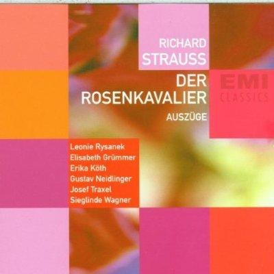 (Richard Strauss: Der Rosenkavalier [Excerpts / Highlights] (Leonie Rysanek, Elisabeth Grummer, Erika Koth, Sieglinde Wagner, Josef Traxel, Gustav Neidlinger; Berlin Philharmonic Orchestra; Wilhelm Schuchter, Conductor])