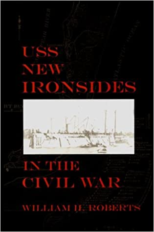 USS 'New Ironsides' in the Civil War