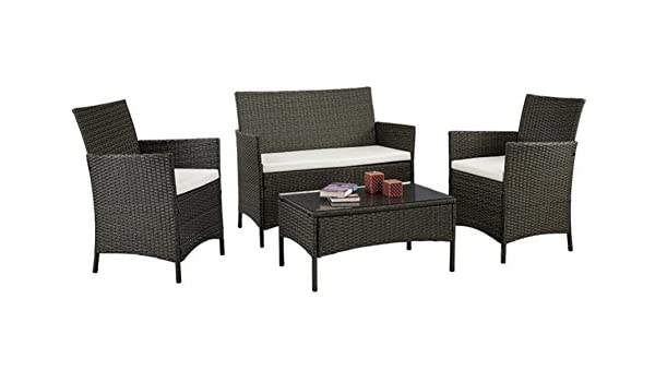 Amazon.com: IDS Home Patio Furniture Set Rattan Wicker Patio Dining Table  and Chair Indoor Outdoor Furniture Set Balcony Dining Set: Garden & Outdoor - Amazon.com: IDS Home Patio Furniture Set Rattan Wicker Patio Dining