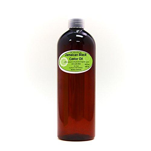 Jamaican Black Castor Oil Natural Pure Organic Strengthen...