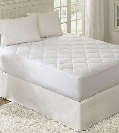 Amazon.com: Elaine Karen Down alternativa colchón Pad: Home ...