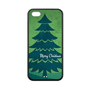 Top Iphone Case Beauty Lovely Funny Christmas Design for TPU Best Iphone 5c Case (black)