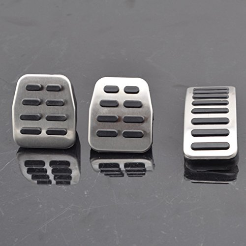 jetta bug vw pedal covers amazoncom