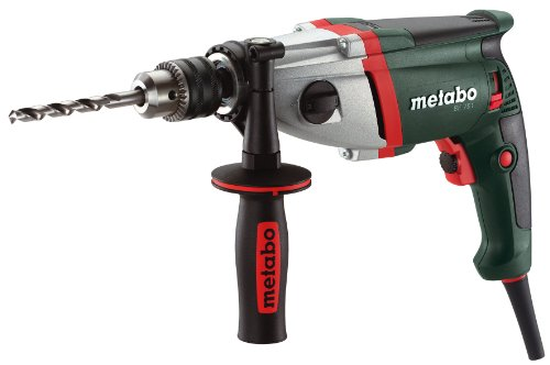 Metabo BE 751 0-1,000/0-3,000 RPM 6.5 AMP 1/2-Inch 2 Speed Drill