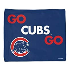 WinCraft Chicago Cubs 15x18 Rally Towel-...