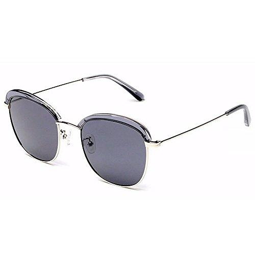 TAC Metal Libre Playa Vacaciones Peggy Gu Protección Sol UV de de Acetato agraciadas Sol de Fibra de al Gafas la Lente para en y Conducción Aire Hombres Marco polarizadas Gafas a6RgraWA