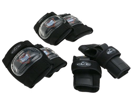 Orange County Choppers Logos (Orange County Choppers Pad Set - Black with Flaming Logo)