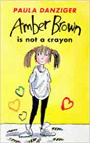 amber brown not crayon book report Amber brown is not a crayon extension activities | scholasticcom  cereal box book report - my son had to do a book report with very little instruction .