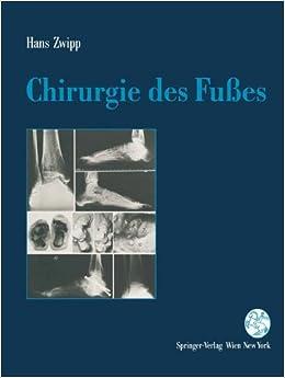 Book Chirurgie des Fußes