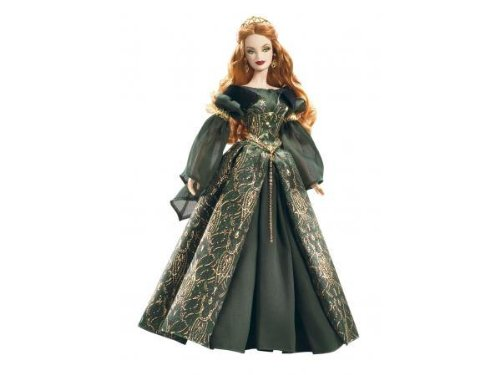 Barbie Aine Collector Doll - Legends of Ireland Silver Label